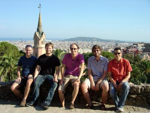 1st RTT Developer's Meeting Picture